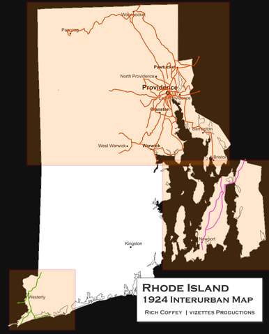 Rhode Island Click On Any Area To Go To A Zoomable Map With Further Details On The Selected Area