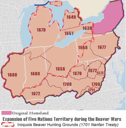 Local native american history beaver wars map publicscrutiny Images